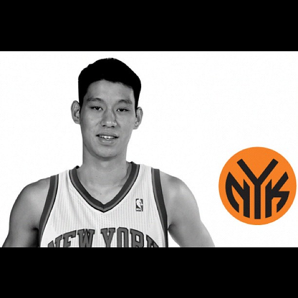 Jeremy Lin continued the #LINSANITY against my Lakers. Props!