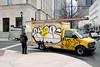 Philly Graff Truck (damonabnormal) Tags: street city urban graffiti march fuji tag tags pa philly graff aerosol phl urbanphotography 2014 grafftruck urbanite streetwriter philadlephia the215 philadelphiagraffiti fujixpro1