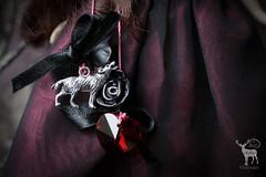Beautiful Bella (Fifilatrixabel ) Tags: swan twilight doll peace vampire ooak carving blythe bella fangs custom bohemian rbl fifilatrixabel