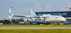 Antonov An-225 Mriya Antonov Airlines UR-82060 (https://www.youtube.com/user/chladek22/videos) Tags: world plane airplane airport republic czech prague aircraft awesome praha cargo huge airlines biggest adb antonov an225 mriya mrija