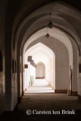Yazd's Jameh mosque (10b travelling) Tags: city persian asia asien desert iran middleeast persia mosque oasis asie iranian masjid jame yazd 2014 zoroastrian neareast moyenorient naherosten jameh mittlererosten tenbrink carstentenbrink westernasia iptcbasic 10btravelling
