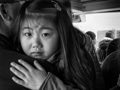 Young Girl Leaving Ferry (minus6 (tuan)) Tags: mts minus6