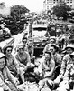 U.S. Army nurses ride through the streets of Manila in February 1945 on their way to take over for army nurse POWs recently liberated at Santo Tomas Internment Camp. [500 X 613] #HistoryPorn #history #retro http://ift.tt/1TuyHGK (Histolines) Tags: camp streets history way army for us ride over x retro manila take timeline nurse tomas through their 500 february internment 1945 nurses santo recently pows liberated 613 vinatage historyporn histolines httpifttt1tuyhgk