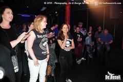 2016 Bosuil-Het publiek bij The Steepwater Band en Ricky Warwick & Damon Johnson 6