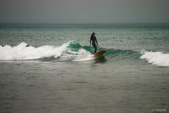 Follow the siren (.KiLTRo.) Tags: ocean california sea green beach water girl surf unitedstates outdoor surfer wave surfing sanclemente rider sanonofre kiltro