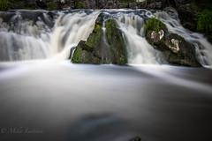 Waterfall (Mika Laitinen) Tags: longexposure nature rock suomi finland europe outdoor fi scandinavia uusimaa nurmijrvi leefilters tokina1116mm kuhakoski leebigstopper canon7dmarkii