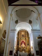 Iglesia de San Miguel el Alto en Toledo (leytol) Tags: temple iglesia toledo sanmiguel templarios sanmiguelelalto