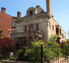 Pate-Comiskey House (Brule Laker) Tags: chicago landmarks southside whitesox washingtonpark georgemaher charlescomiskey oldroman
