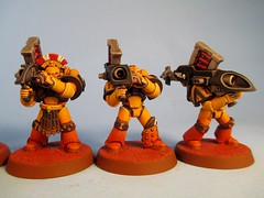 Heresy Era Imperial Fists Heavy Support Squad No.1 (32) (AKASteveUK) Tags: 40k warhammer40000 warhammer40k gamesworkshop imperialfists missilelauncher missilelaunchers forgeworld heavysupport betrayalatcalth heavysupportsquad