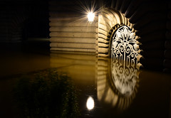 Crue de la Seine 2016 - Paris, Pont Alexandre III (EclairagePublic.eu) Tags: paris seine flooding eau flood lumire berge quai inondation lampadaire naturelle catastrophe crue luminaire candlabre