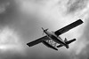 otter (domo k.) Tags: sky vancouver plane airplane downtown aviation machinery coalharbor dehavillandcanada dhc3otter xf35mmf14r fujifilmxe1 cfhaj