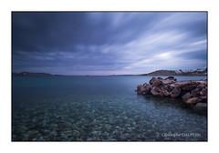 Sea Side (Kriss on flickr) Tags: longexposure sunset beach seaside nikon greece paros cyclades grece d800 naoussa expositionlongue longexposureshot nikkor2470f28 nikond800 cycladesisland