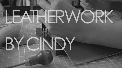 Leatherwork by cindy