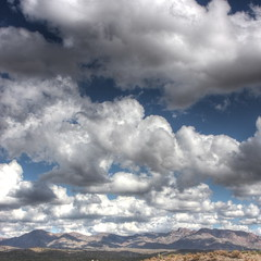 Big Arizona sky over the Tonto National Forest (kevin dooley) Tags: arizona sky cloud southwest clouds forest canon swatch big day desert cloudy superior national bigsky 24mm tonto hdr nube azsky desertsky tontonationalforest cloudage arizonasky arizonaclouds 40d azclouds bigarizonasky bigarizonaclouds