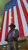 The Duke (Chip Shotz) Tags: california ca flag santaana johnwayne johnwayneairport ft1 jwa 92707 vftw dmcts1