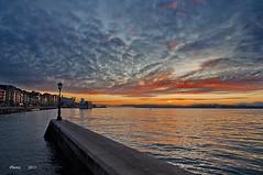 un dia mas de esperanza........ (PHENIX.) Tags: nikon amanecer nubes cielos santander cantabria nikond90 bahiadesantander rinconesdecantabria oltusfotos costadecantabria phenixsantander fotosjoseignacio blinkagain rinconesdesantander