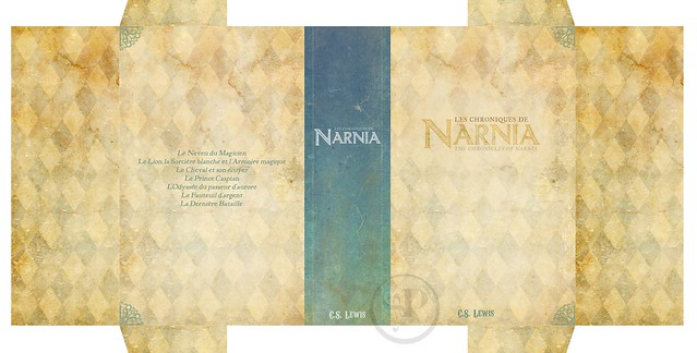 LE MONDE DE NARNIA/The Chronicles Of Narnia, C.S. Lewis (fichier jpeg)