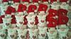 Então é Natal!!!! (Artesanale artes) Tags: noel porta feltro papainoel decoração enfeite maçaneta