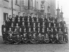 December 2, 1923 (National Library of Ireland on The Commons) Tags: 1920s ireland men students ties suits december mallow waterford munster 1923 glassnegative twenties parkroad delasalle delasallecollege nationallibraryofireland ahpoole totalabstinence finne pioneerpins poolecollection arthurhenripoole
