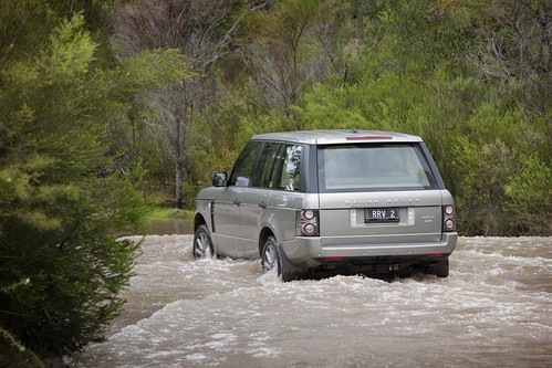Land Rover Range Rover Vogue TDV8 First Drive