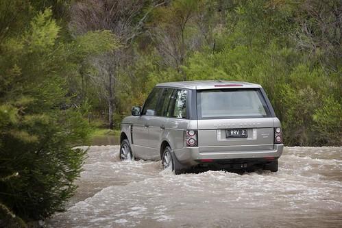 Land Rover Range Rover Vogue TDV8 First Drive