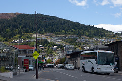 First look at downtown Queenstown (Kalabird) Tags: newzealand mountains nature southisland queenstown bobspeak fiordlands lakewakitipu