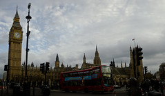 London - The Palace of Westminster (ch0rch3) Tags: panorama london thepalaceofwestminster