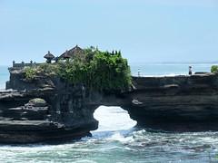 Bali Tanah Lot (hjuengst) Tags: bali indonesia meer indonesien tempel