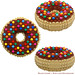 "LEGO Donut • <a style=""font-size:0.8em;"" href=""http://www.flickr.com/photos/44124306864@N01/6523215179/"" target=""_blank"">View on Flickr</a>"
