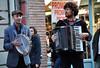 Musiciens de rue (lyli12) Tags: nikon percussion piano toulouse rue musique touche musicien accordéon chromatique