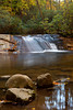 Wildcat Water Slide (John Cothron) Tags: cothronphotography georgia johncothron rabuncounty wildcatcreekroad wildcatwaterslide autumn fall nature outdoor water waterfall clarkesville usa