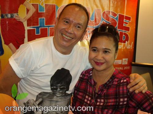 My House Husband - Direk Joey Reyes and Eugene Domingo
