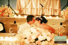 Wedding Flowers (Petals By Xavi) Tags: flowers wedding roses white groom bride peach celebration reception florist weddingflowers weddingplanner firstkiss headtable floraldesigner weddingflorist wwwpetalsbyxavicom petalsbyxavi