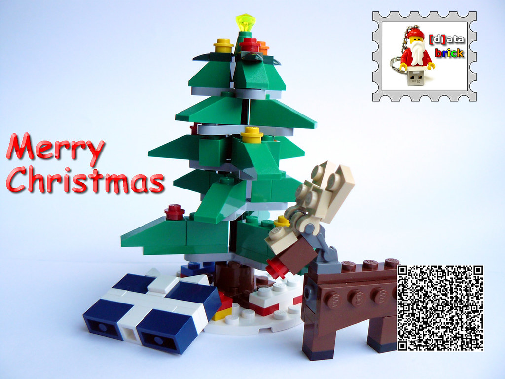 lego xmas tree instructions