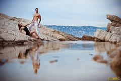 Angelika & Romain (aSeed) Tags: sea portrait dance seaside nikon models dancer danse lovers antibes d700 angelikaromain best2013 bestbook2013