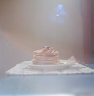pumpkin pancake flare.