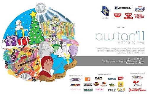 AWITAN 2011 Poster