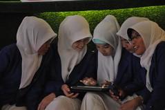 School Visit Pondok Pesantren Nurul Iman (@america) Tags: school america visit pondok iman nurul pesantren atamerica