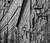 Follow the light (Walimai.photo) Tags: white black blanco metal branco stone lumix spain farola noir streetlamp negro preto panasonic salamanca blanc piedra lx5 matchpointwinner thechallengefactory