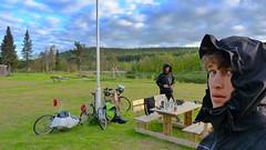 Rastplatz Lappland