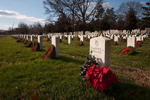 Arlington Wreaths, USAF Memorial