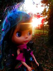 Oooooh!  Pretty light! 0_o