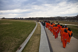 Witness Against Torture: Monument Walk