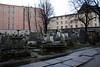 Jewish cemetery in Kazimierz, Krakòw - Rzeczpospolita Polska 2012