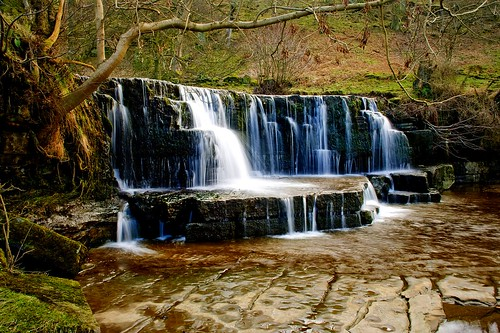 Waterfall, River Nidd