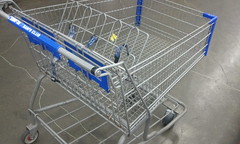 008/366 - The quietest cart I have ever used at Sam's Club (CharlieBoy808) Tags: shopping wagon potd cart