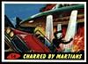 "Mars Attacks #14 ""Charred by Martians"" (cigcardpix) Tags: mars vintage advertising comic graphic ephemera fantasy horror sciencefiction attacks reprint tradecards gumcards"
