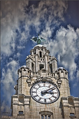 THE CLOCK TOWER (Shaun's Nature and Wildlife Images....) Tags: liverpool shaund