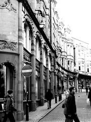 edit 7 (RosieLovesART) Tags: city white black buildings birmingham cityscape inner architcture