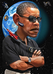 6702630607 23357174b2 m President Obama on Justification of Drone Program:  I Am No Dick Cheney on Drones